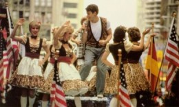 Ferris Bueller Performing At The Parade