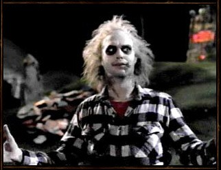 Michael Keeton As BeetleJuice