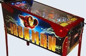 Iron Man Pinball.