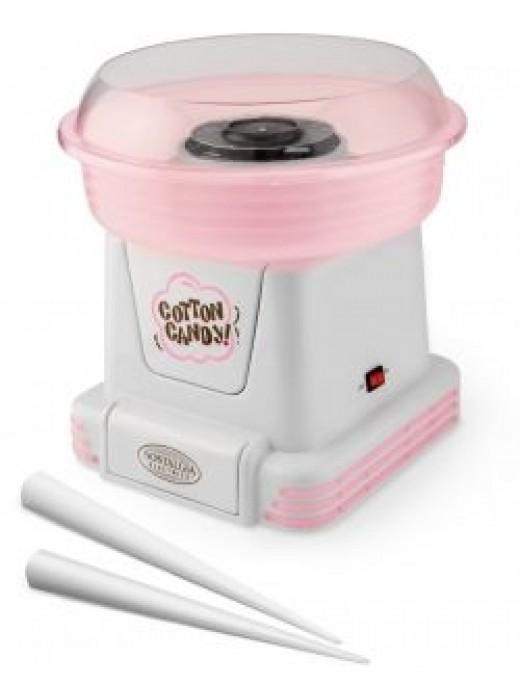 Nostalgia Electrics PCM-805 Cotton Candy Maker