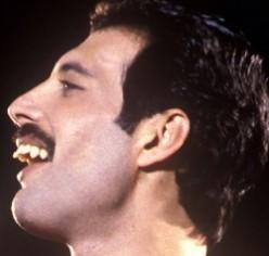 Freddie Mercury's Teeth