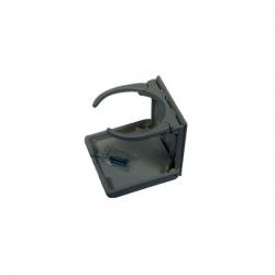 black cup holder