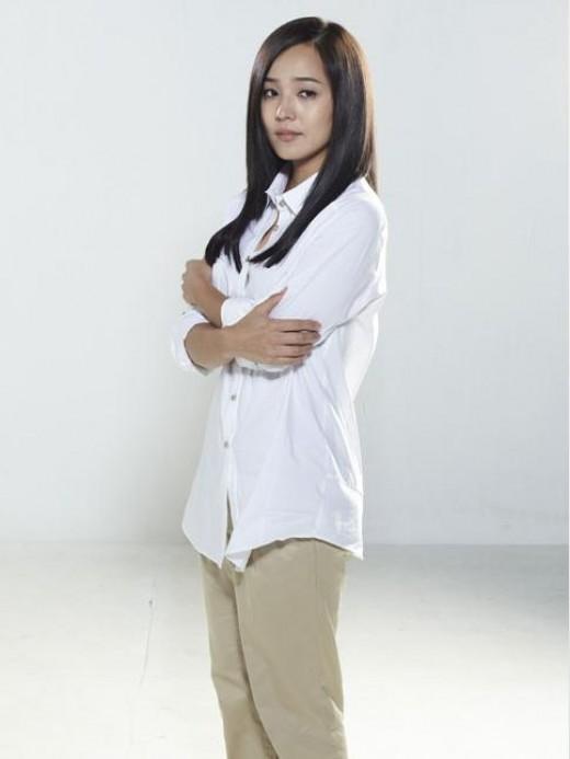 Eugene as Shin Yukyeong