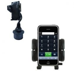 Car Cup Holder for the Apple iPhone