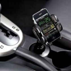 Apple iPhone Car Cup Holder
