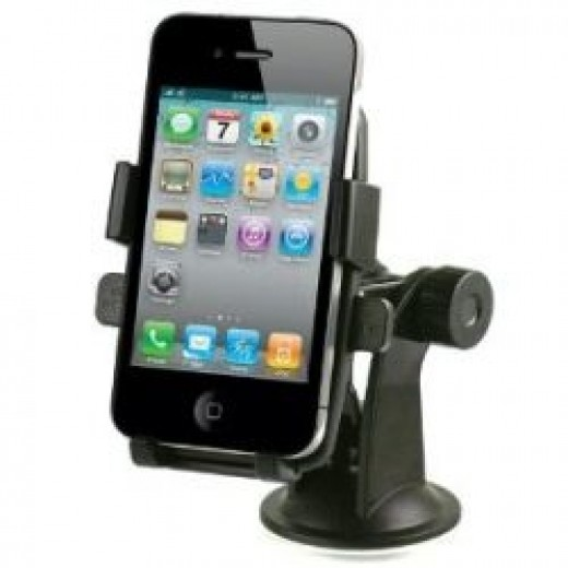 iOttie One Touch Windshield Dashboard Car Mount Holder