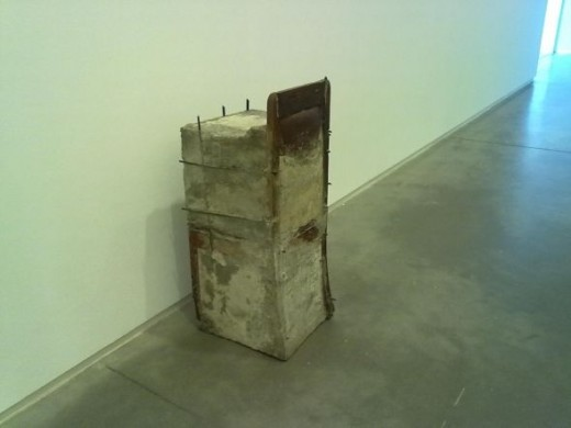 Doris Salcedo exhibition