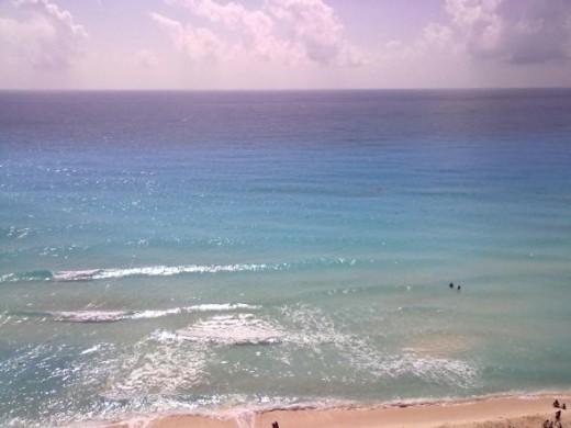 Cancun Sea