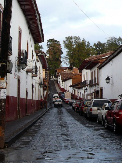 Patzcuaro, Michoacan. Mexico