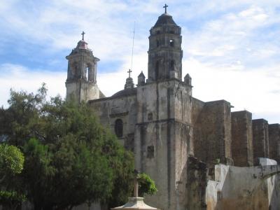 Convento de Tepoztlan Morelos