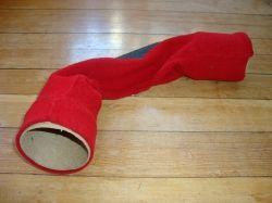 Fabric tunnels