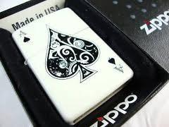 Ace of Spades Zippo