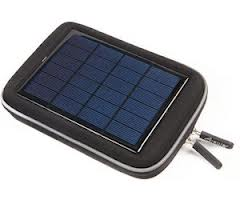 A-Solar Power Bag [Black]