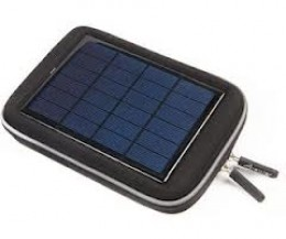 A-Solar Power Bag [Black]