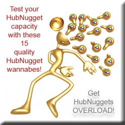 HubNuggets: Writers & Readers - Get Overloaded!