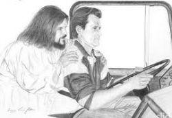 Jesus as Co-Pilot