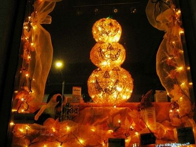 Halloween pumpkin lantern3 by Free Flower