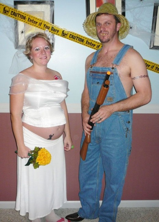Shot gun wedding anyone?