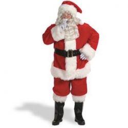 Santa Claus for Halloween?