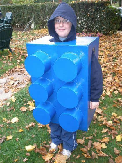 A Leggo Block