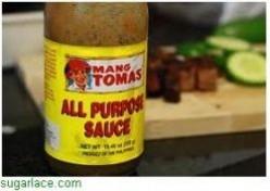 Mang Tomas: Your all Around food sauce!