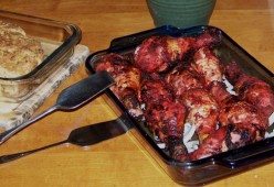 Tandoori Chicken Recipe and History