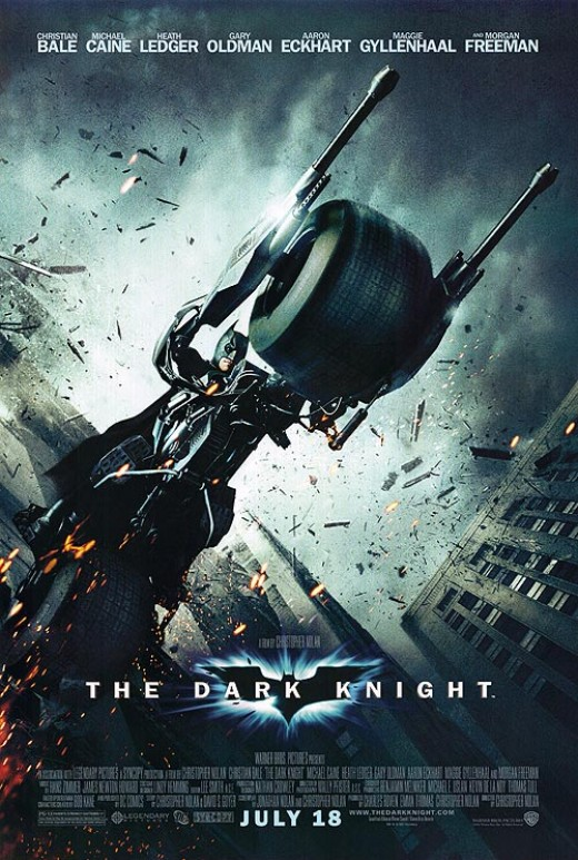 At the time The Dark Knight was released, it was the greatest achievement  in superhero films.