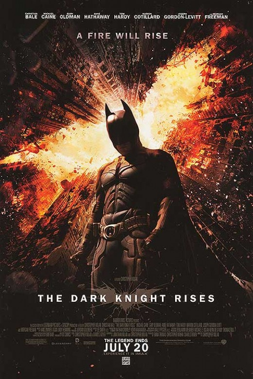 While The Dark Knight Rises made over a billion dollars, it failed to dethrone The Avengers as the greatest and most profitable superhero film ever made.