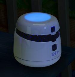 White Noise Machine With Night Light