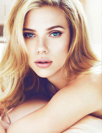 Top 10 Hollywood actress No. 5 Scarlett Johansson