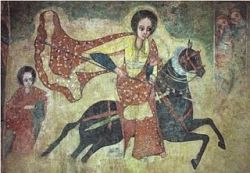 The Queen of Sheba from Ethiopic Historical Records