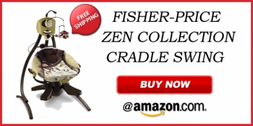 Get Your Zen Collection Baby Swing at the Best Price