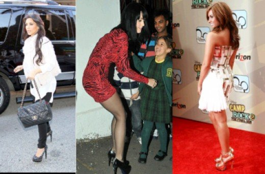 Celebrities In Ruthie Davis Shoes