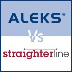 Straighterline vs Aleks: Don't Pick the Wrong One!