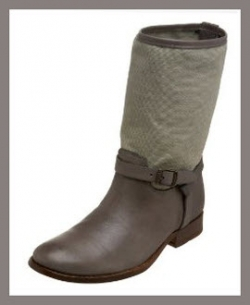Frye Melissa Short Shaft Boots - Slate Color