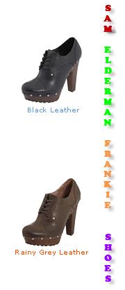 Sam Edelman Frankie Oxford Women's Shoes - Colors