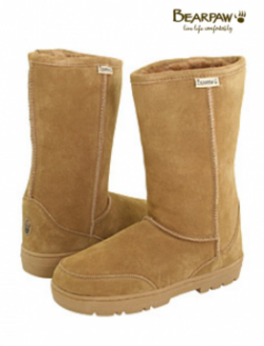 Bearpaw Dream Boots 10""