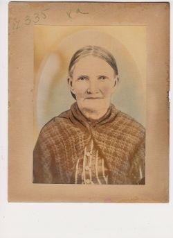 Gracy Treat Wood, 9 Mar 1831 - 16 Aug 1905