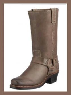 Frye Women's Harness 12R Boots - Slate
