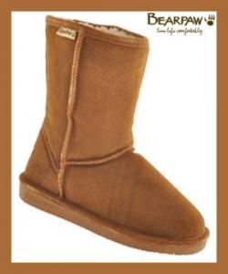 Bearpaw Emma Boots Hickory