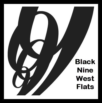 WOMEN-BLACK-NINE-WEST-FLATS