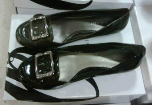 Black Flats From Nine West