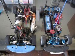 Nitro vs Electric RC cars