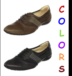 Sesto Meucci Baruska Lace-Up Flat Oxford - Colors