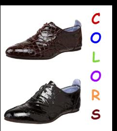 Fiel Coquet Flat Oxford - Colors