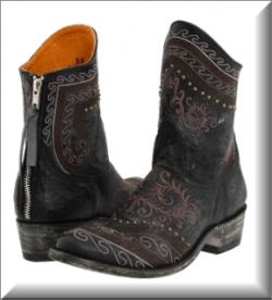 Old Gringo Women's Zarape Razz 7 Boot