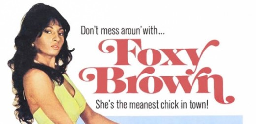 Don't mess around with Foxy Brown.