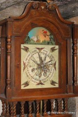 Weasley Family Clock