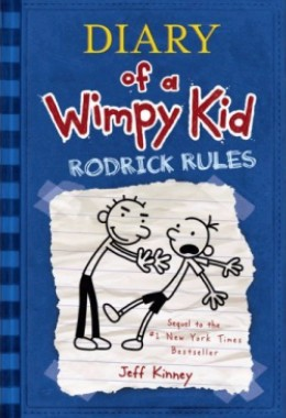 Diary of Wimpy Kid Book 2 Rodrick Rules
