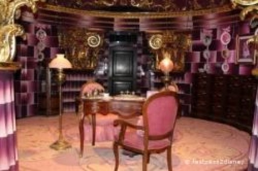 Dolores Umbridge Office